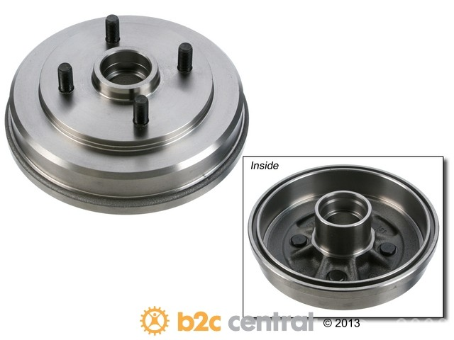 FBS - Brembo Brake Drum - B2C W0133-1619791-BRE