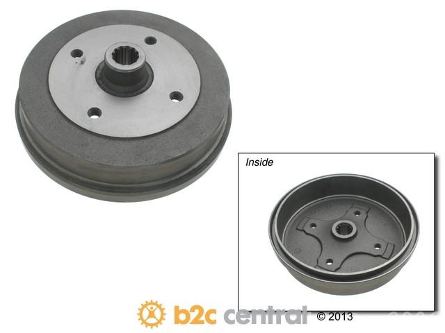 FBS - Zimmermann Brake Drum - B2C W0133-1621119-ZIM