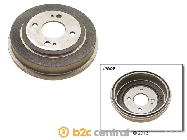 FBS - Brembo Brake Drum - B2C W0133-1624781-BRE