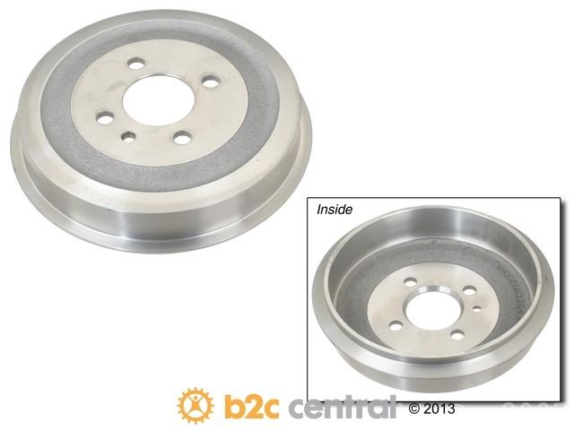 FBS - Zimmermann Brake Drum - B2C W0133-1625875-ZIM
