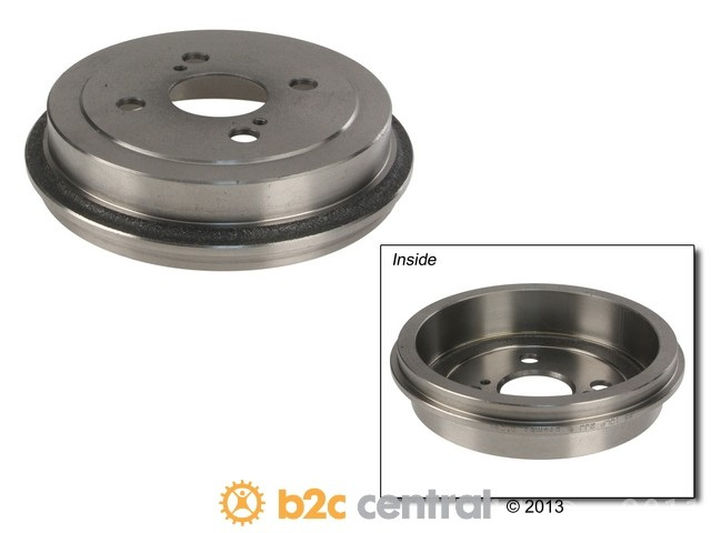 FBS - Brembo Brake Drum (Rear) - B2C W0133-1748357-BRE