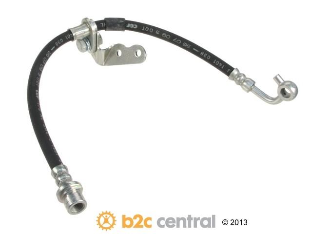 FBS - PBR Brake Hose (Front Left) - B2C W0133-1712689-PBR