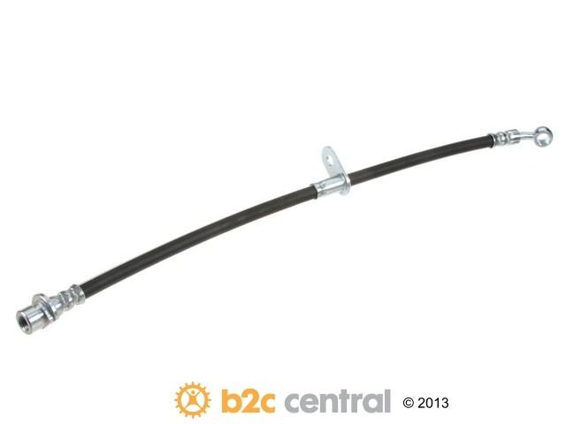 SBS -  Brake Hose (Rear Right) - B2C W0133-1714405-SBS