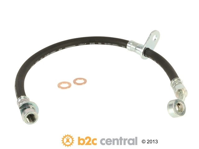 FBS - Dorman Brake Hose (Rear Left) - B2C W0133-1762371-DOR