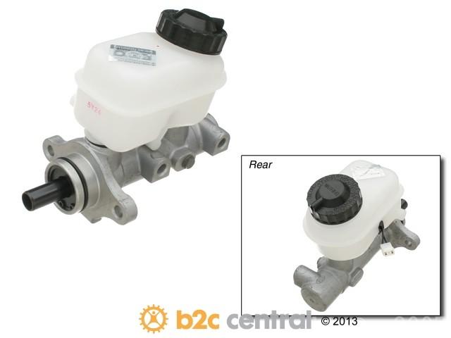 FBS - Genuine Brake Master Cylinder - B2C W0133-1609745-OES