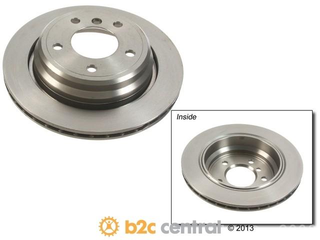 FBS - Pilenga Coated High Carbon Brake Disc - B2C W0133-1597056-PIL