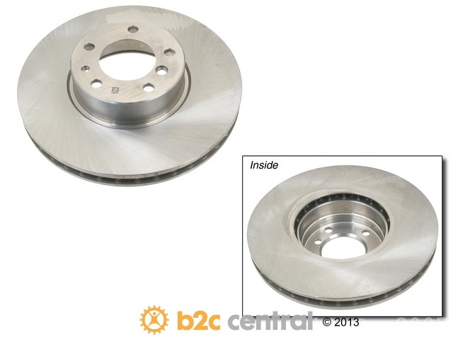 FBS - Brembo High Carbon Brake Disc - B2C W0133-1597057-BRE