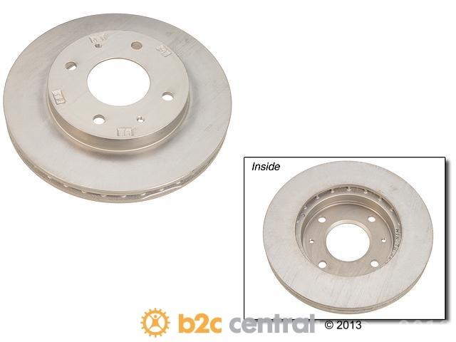 FBS - Genuine Brake Disc (Front) - B2C W0133-1605560-OES
