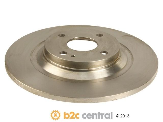 FBS - Pilenga High Carbon Brake Disc (Rear) - B2C W0133-1609076-PIL