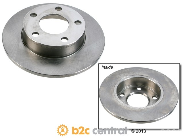 FBS - Balo Coated Brake Disc (Rear) - B2C W0133-1619282-BAL