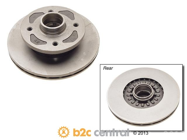 Brembo -  High Carbon Brake Disc (Front) - B2C W0133-1619520-BRE