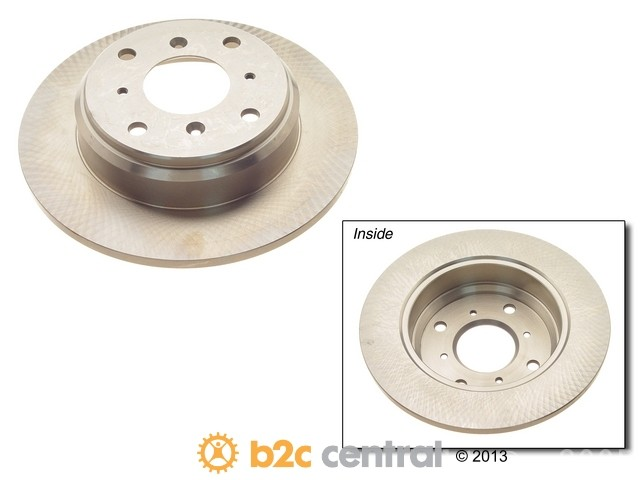 FBS - Nippon Clutch Brake Disc - B2C W0133-1623011-NKK
