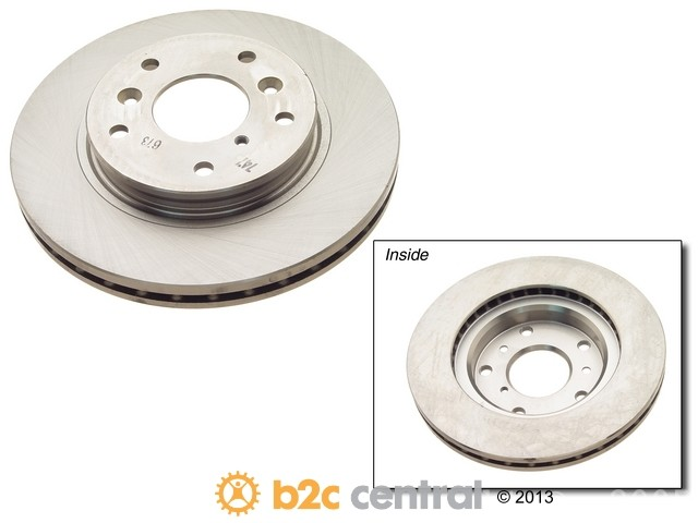 FBS - Brembo Brake Disc OE Replacement (Front) - B2C W0133-1623046-BRE