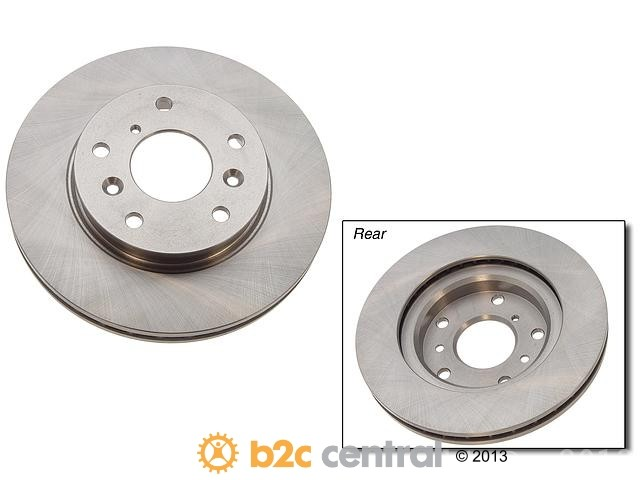 FBS - Mountain Brake Disc (Front) - B2C W0133-1623046-MTN