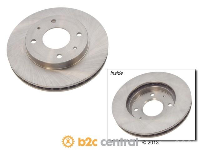FBS - Mountain Brake Disc (Front) - B2C W0133-1623259-MTN