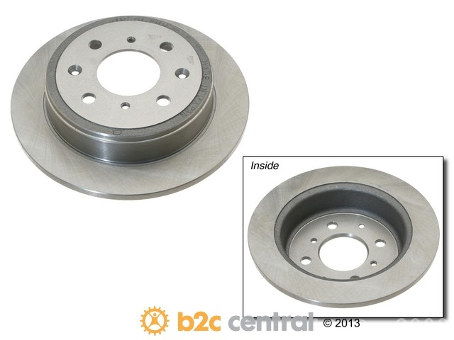Mountain -  - Japan Coated Brake Disc (Rear) - B2C W0133-1623439-MTN