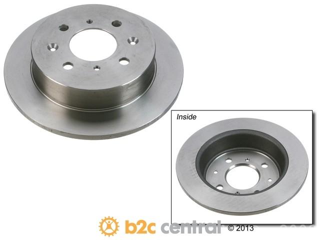 Pilenga -  High Carbon Brake Disc (Rear) - B2C W0133-1623439-PIL