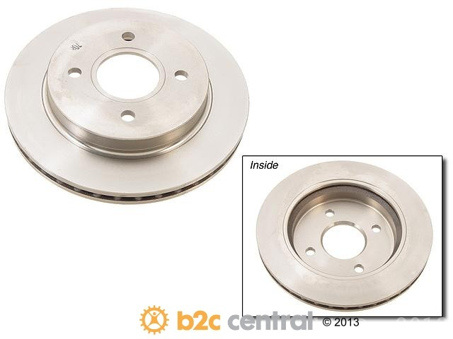 FBS - Brembo High Carbon Brake Disc - B2C W0133-1623624-BRE
