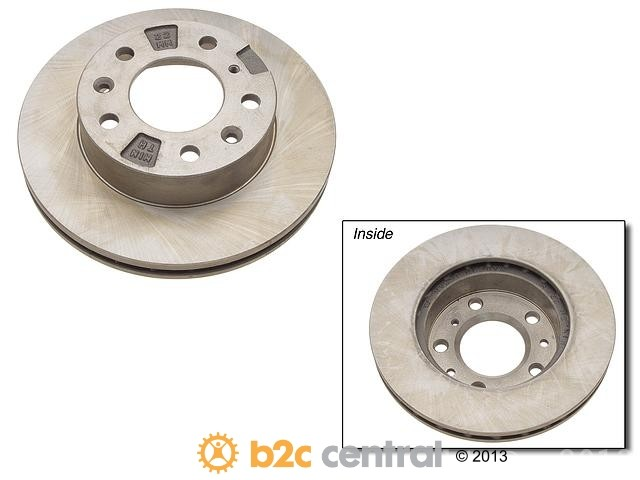 FBS - Mountain Brake Disc (Front) - B2C W0133-1623690-MTN