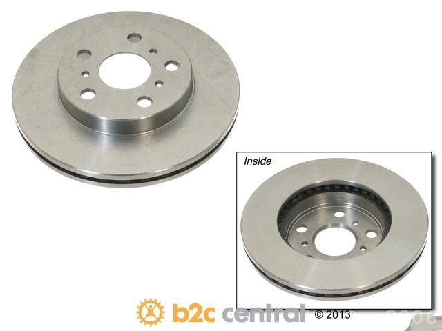 FBS - PBR Brake Disc (Front) - B2C W0133-1625015-PBR