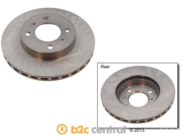 FBS - Mountain Brake Disc (Front) - B2C W0133-1625970-MTN