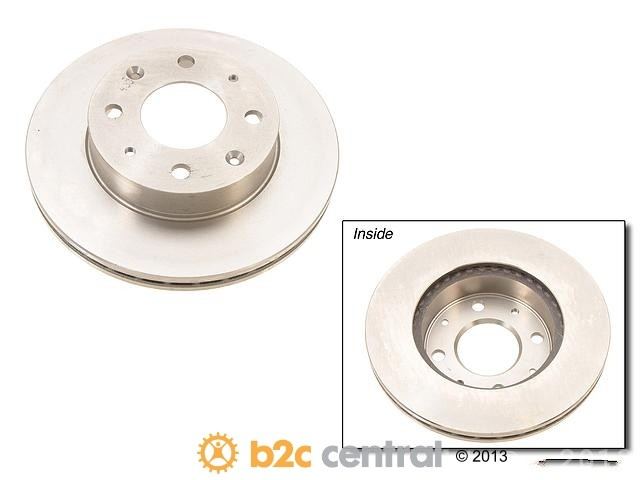 FBS - Brembo OE Replacement Brake Disc (Front) - B2C W0133-1625992-BRE