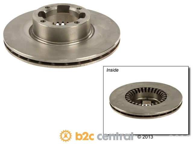FBS - Brembo OE Replacement Brake Disc (Front) - B2C W0133-1626627-BRE