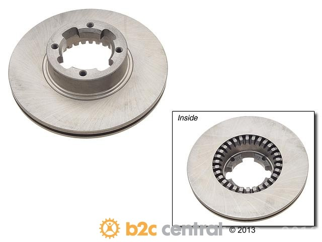 FBS - Mountain - Japan Coated Brake Disc (Front) - B2C W0133-1626627-MTN