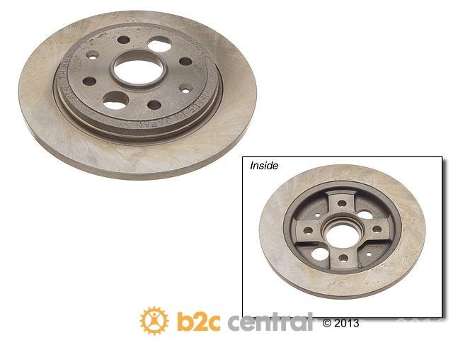 FBS - Mountain - Japan Coated Brake Disc (Rear) - B2C W0133-1626752-MTN