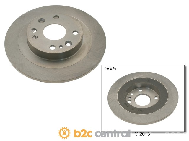 FBS - Brembo High Carbon Brake Disc (Rear) - B2C W0133-1627101-BRE