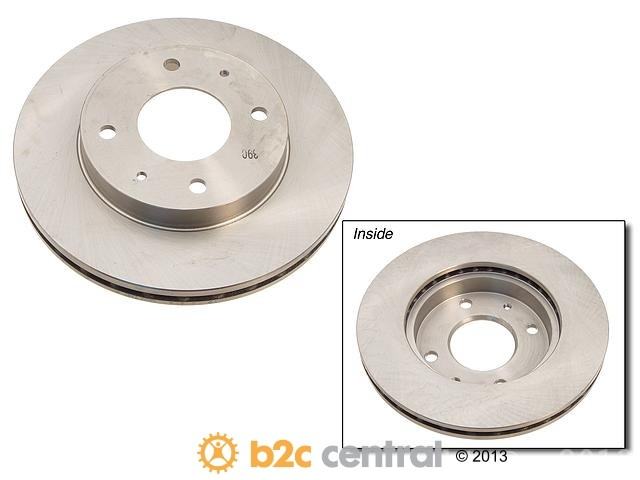 FBS - Brembo Brake Disc OE Replacement (Front) - B2C W0133-1627392-BRE
