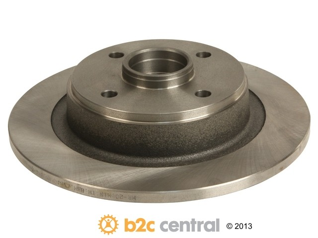 FBS - Mountain - Japan Coated Brake Disc (Rear) - B2C W0133-1627853-MTN