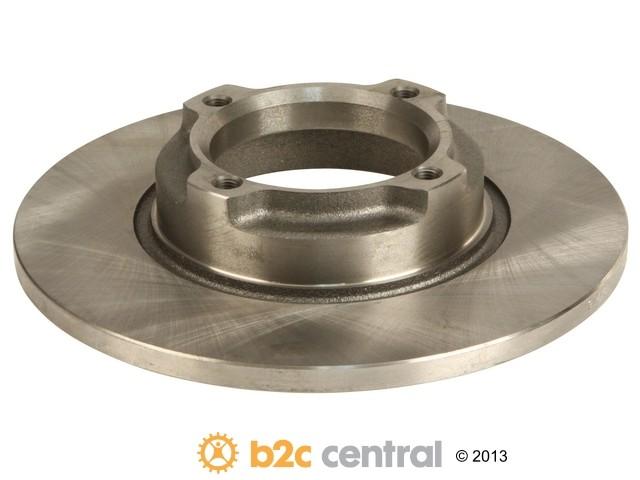 FBS - Mountain Brake Disc (Rear) - B2C W0133-1653384-MTN