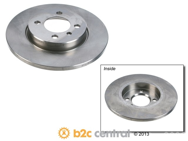 FBS - Balo Coated Brake Disc (Front) - B2C W0133-1661942-BAL