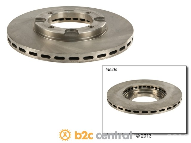 FBS - Brembo OE Replacement Brake Disc (Front) - B2C W0133-1673836-BRE