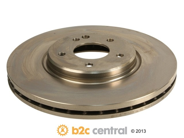 FBS - ATE Coated Brake Disc (Front) - B2C W0133-1717120-ATE