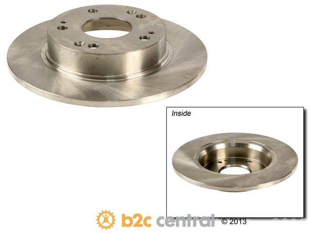 FBS - Mountain Brake Disc (Rear) - B2C W0133-1781341-MTN