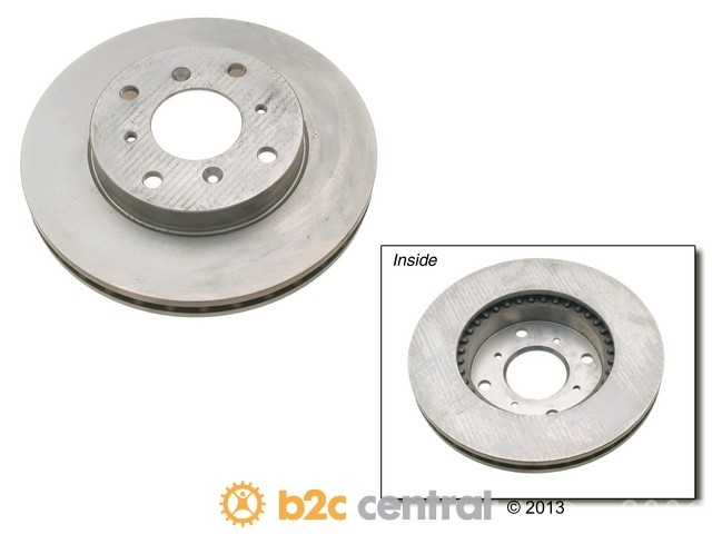 FBS - Brembo OE Replacement Brake Disc (Front) - B2C W0133-1786789-BRE