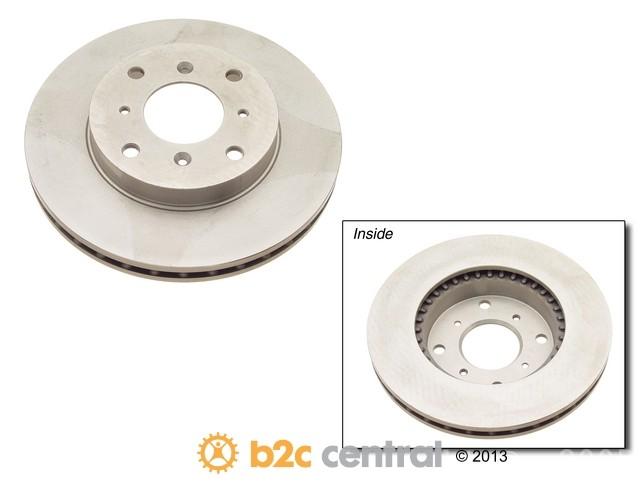 FBS - Brembo OE Replacement Brake Disc (Front) - B2C W0133-1833462-BRE
