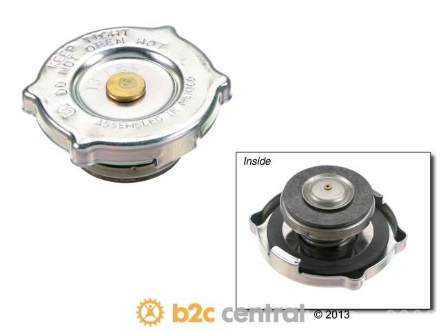 FBS - Gates OE Type Radiator Cap - B2C W0133-1652671-GAT
