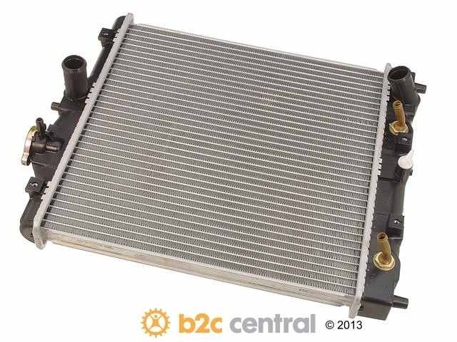 FBS - Koyo Cooling Aluminum Core Radiator Plastic Tank 1^ Core - B2C W0133-1609568-KCS