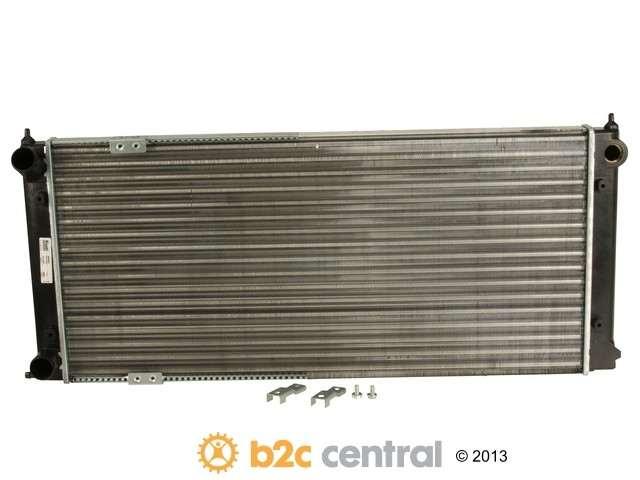 FBS - Nissens Aluminum Core Radiator Plastic Tank - B2C W0133-1615398-NSS