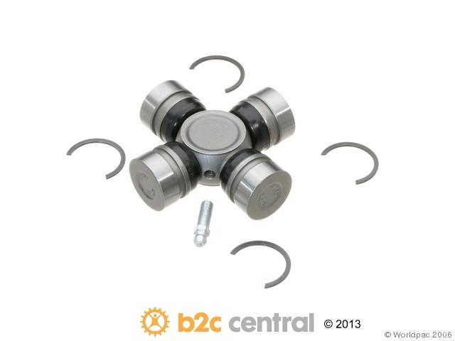 FBS - GMB w/ Zerk Fitting U Joint - B2C W0133-1634287-GMB