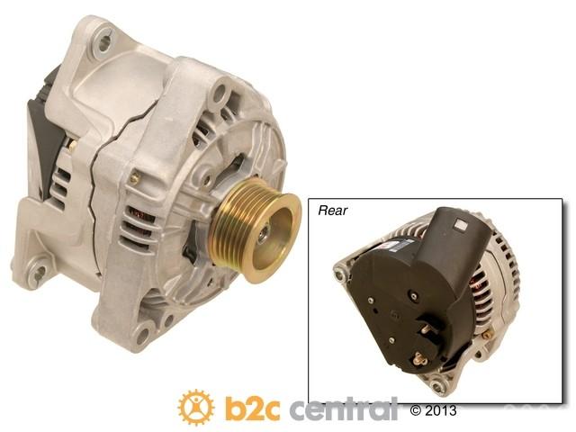 FBS - Bosch Remanufactured Alternator 120 Amp - B2C W0133-1599834-BOS