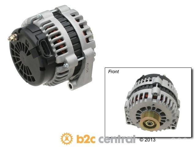 FBS - Bosch Remanufactured Alternator 130 Amp - B2C W0133-1602255-BOS