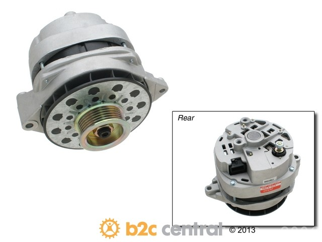 FBS - Denso First Time Fit - Reman Alternator 140 Amp - B2C W0133-1602577-ND