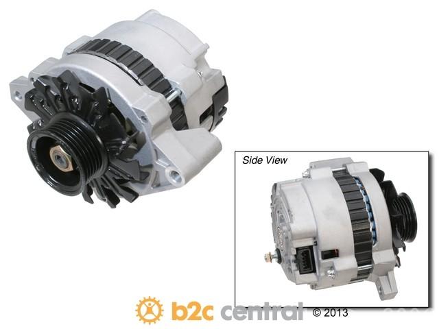 FBS - Bosch Remanufactured Alternator 105 Amp - B2C W0133-1607723-BOS
