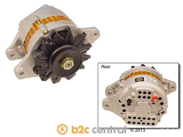 FBS - Bosch Remanufactured Alternator 50 Amp - B2C W0133-1610061-BOS