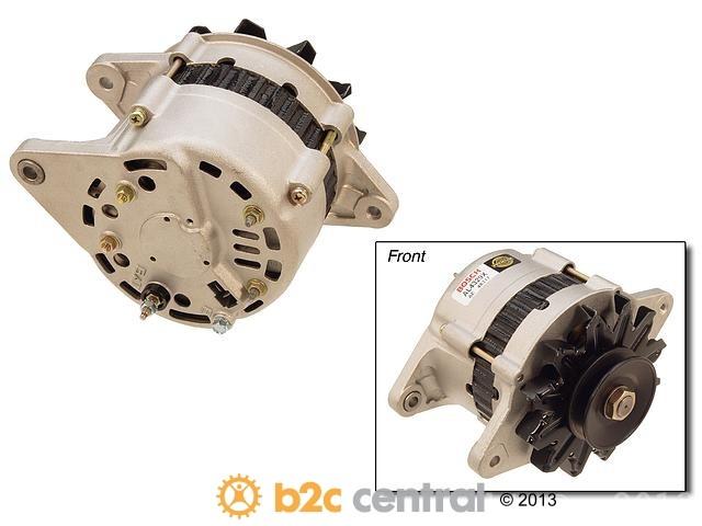 FBS - Bosch Remanufactured Alternator 60 Amp - B2C W0133-1610982-BOS