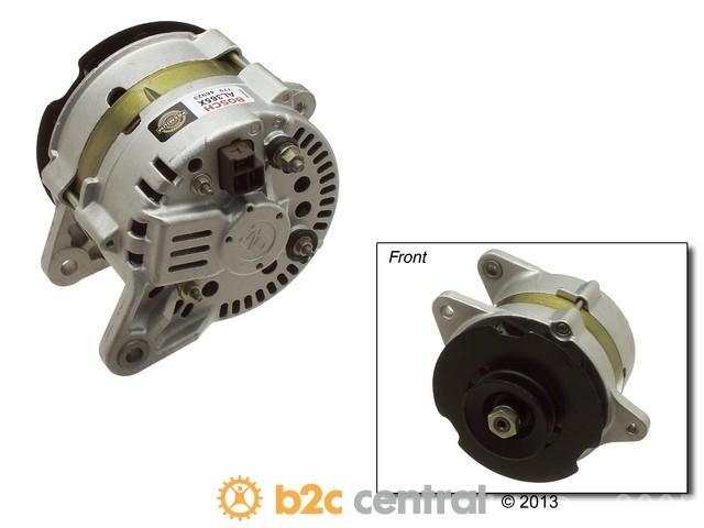 FBS - Bosch Remanufactured Alternator 60 Amp - B2C W0133-1611422-BOS